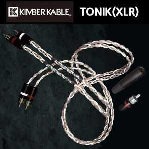 KIMBER TONIK 킴버 토닉 인터컨넥터 케이블 인터선 1m