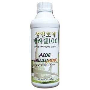 친환경무농약生알로에1000㎖/함량96%/18년08월11일産