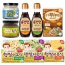 순 간장 소스 국물용/비빔용/햅쌀이유식