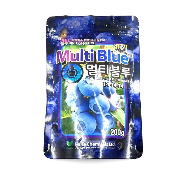멀티블루 블루베리 전용비료/완효성 코팅비료