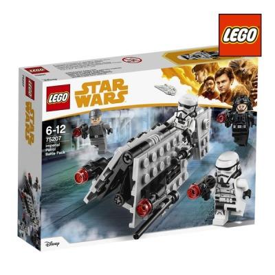 [레고] 레고 스타워즈 75207 제국군 순찰 배틀 팩