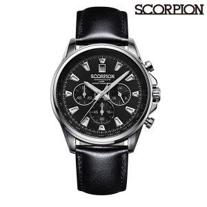 공식정품/SCORPION/SP3312L-BK/스콜피온시계/손목시계