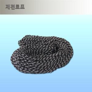 rii 제전 로프 100M-정전기 발생을 제거/제전 로프