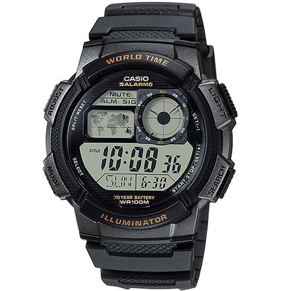 카시오정품 AE-1000W-1A 스포츠전자손목시계 군인군용