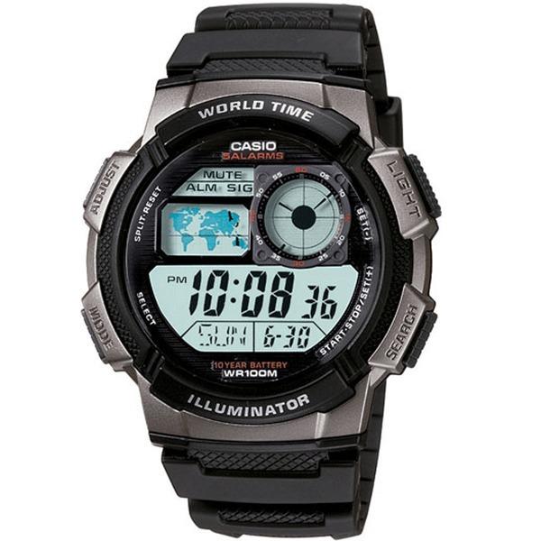 카시오정품 AE-1000W-1B 스포츠전자손목시계 남성여성