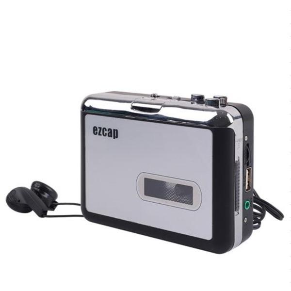 미니 카세트플레이어 휴대용 카세트테이프 MP3 변환