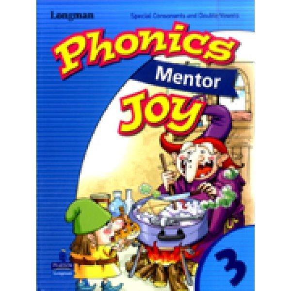LONGMAN PHONICS MENTOR JOY3-2007  LONGMAN   PEA