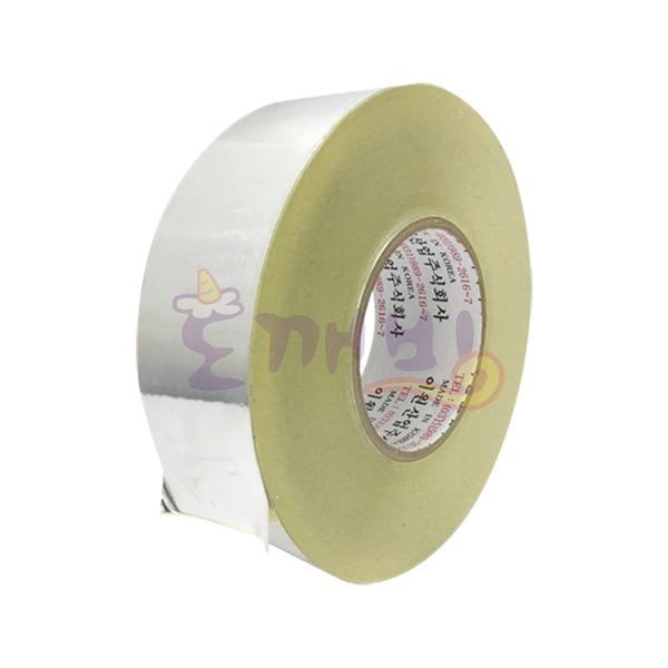 도깨비- 은박테이프 폭50mm 길이100M/알루미늄테이프