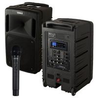 휴대용충전앰프 USB/SD카드 BK-881N 핸드마이크