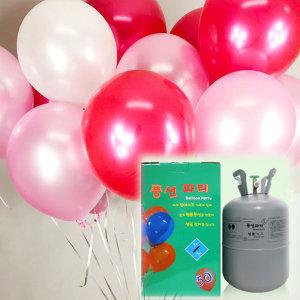 헬륨가스 헬륨 풍선 장식 생일 파티용품 생일선물