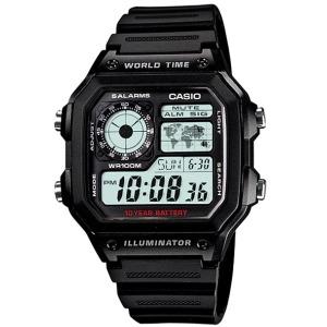 카시오정품 AE-1200WH-1A 스포츠전자손목시계 방수