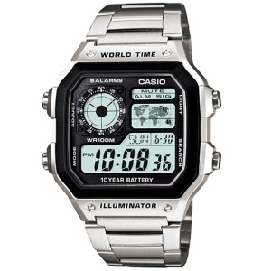카시오정품 AE-1200WHD-1A 스포츠전자손목시계 방수