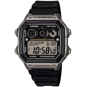 카시오정품 AE-1300WH-8A 스포츠전자손목시계 방수