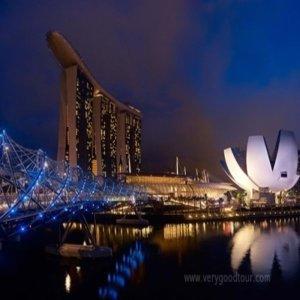 노쇼핑+노옵션+노팁  싱가포르 마리나베이샌즈 1박 포함 + 리버보트/칠리크랩/슬링 5