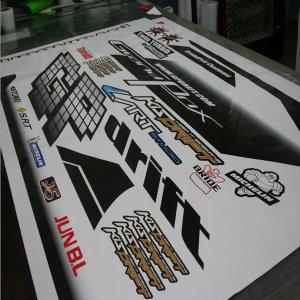 실사 스티커 대형출력 차량 썬팅 사인 옥외광고 간판