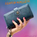 3하트 클러치 여성 장지갑 카드지갑 핸드폰수납가능