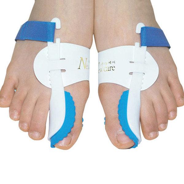 아람산업 실내용 엄지발가락 실리콘 발가락 벌리개