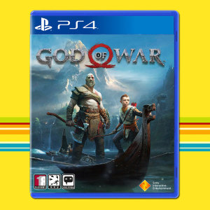 PS4 갓오브워 한글판 / 갓오브워4 / 우체국택배