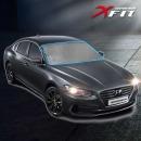 XFIT 차종별 맞춤제작_차량용 햇빛가리개/자동차용품