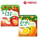 서울우유 사과나무 150ml x 48팩/오렌지나무