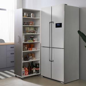 해피아이 컨실 냉장고 수납장/틈새장/틈새수납장