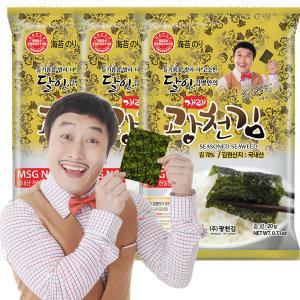 한정특가 달인 광천김 재래전장김 5봉