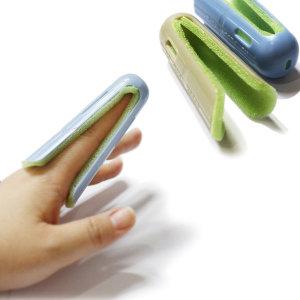 휭거카바 PVC 핑거스프린트 핑거커버 손가락 스프린트
