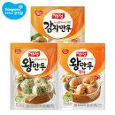 개성왕만두 1.82kg X 2봉 (왕만두/김치왕만두/감자만두 선택)
