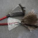 고급 타조털먼지털이/청소기/브러쉬/먼지털이/차량