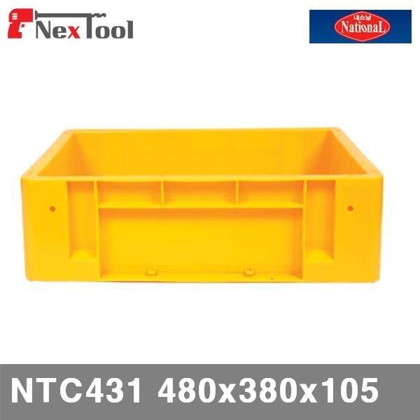 공구상자 NTC431 480x380x105 부품함 보관함 정리함