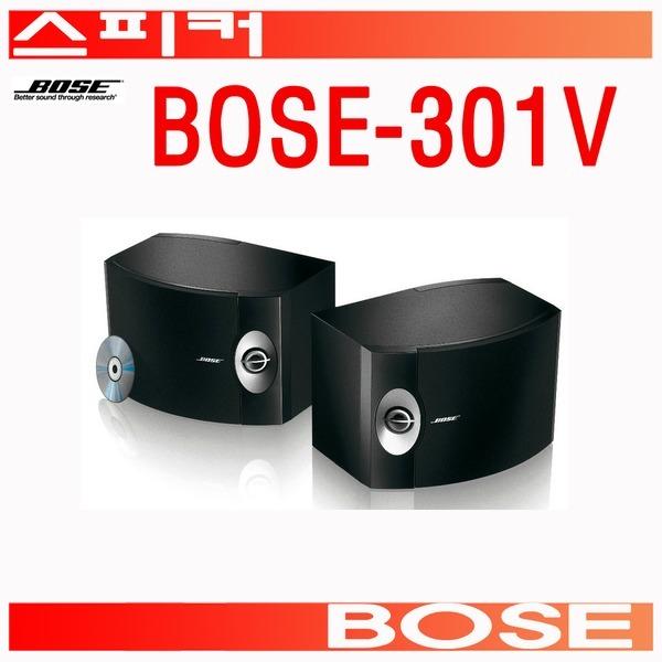 소리몰 BOSE 301V/BOSE301V/보스/스피커/1조가격