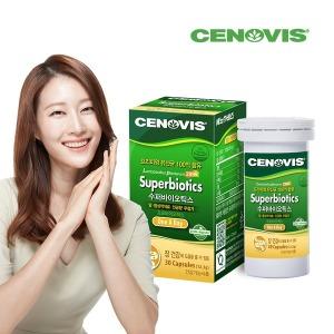 수퍼바이오틱스 유산균 30캡슐/30일분