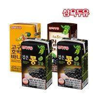 삼육두유 검은콩칼슘두유 140ml 48팩 외 2종 택1