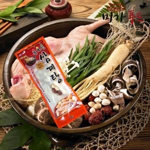미가푸드 특가 우영백숙재료티백100g/한방재료 삼계탕