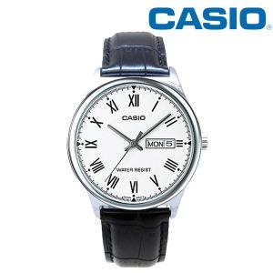 카시오 남성 손목시계 MTP-V006L-7B 공식 수입 정품