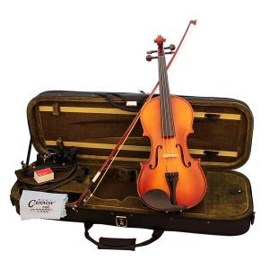 캐논 에듀 원목 바이올린 501 교육용 연습용 풀셋