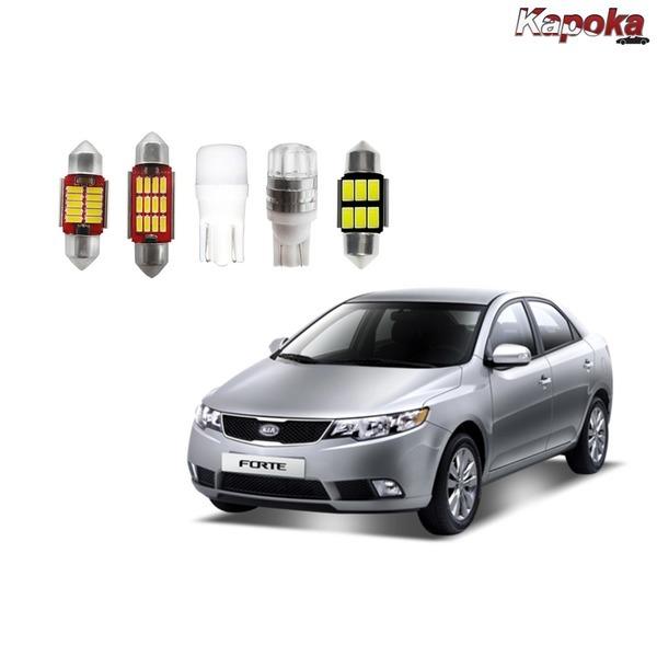 + 포르테 LED 실내등 / 실내등 번호판등 트렁크등