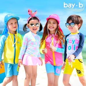 BAY-B 18 유아래쉬가드 아동수영복 워터레깅스