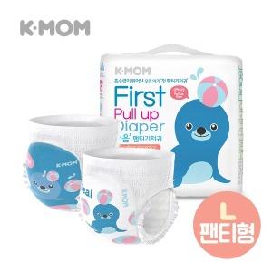 케이맘 처음팬티기저귀L(22매) - 4팩