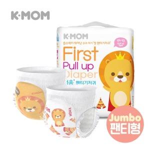 케이맘 처음팬티기저귀 점보(20매) - 4팩