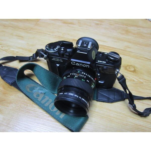 Canon AE-1 수동필름카메라 고장 소품 부품용 중고 53