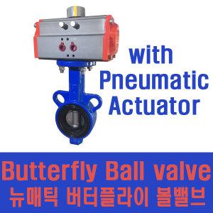 RDVP7Z/Butterfly Valve/버터플라이 밸브/대아기전