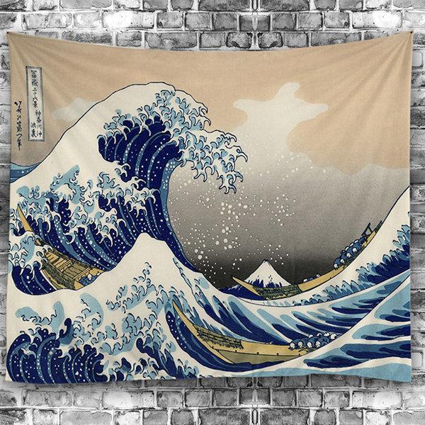 초대형 패브릭포스터 일본풍 3종 인테리어소품 148cm