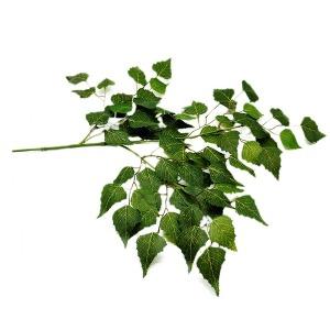 자작나무가지/조화가지/자작잎/인조나무/인조가지/잎