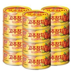 동원 고추참치 100g 12개