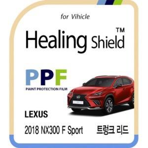 렉서스 2018 NX300 F 스포츠 트렁크리드 PPF보호필름1
