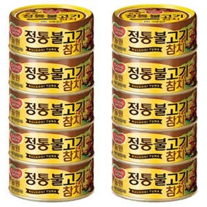 동원 DHA참치 150g 10개