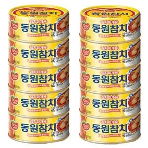 동원 김치찌개참치 150g 10개