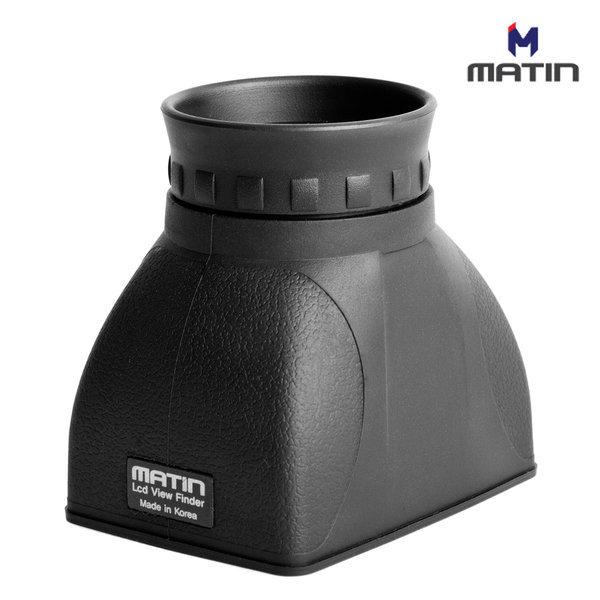 매틴 LCD뷰파인더 2X DSLR용/2배확대/3.2인치 최적화