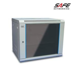 세이프네트워크 SAFE-500H 허브랙 9U 19인치랙 미니랙